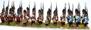 More Grenadiers of Austria
