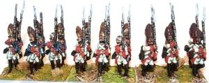 Grenadiers of the Reichsarmee