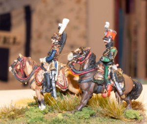 A Cavalry General